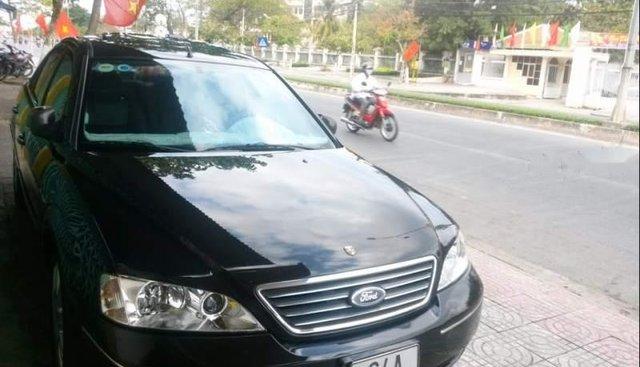 Bán Ford Mondeo V6 2.5 năm 2003, màu đen, chính chủ