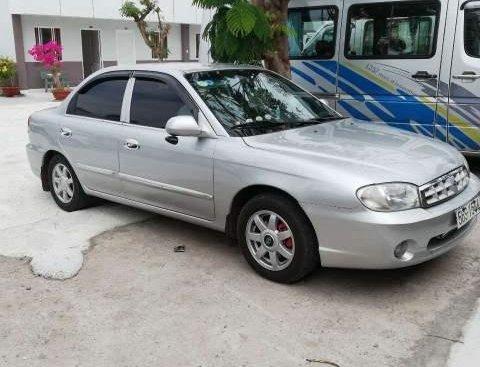 Bán xe Kia Spectra sản xuất năm 2006, màu bạc, xe đồng sơn mới keng