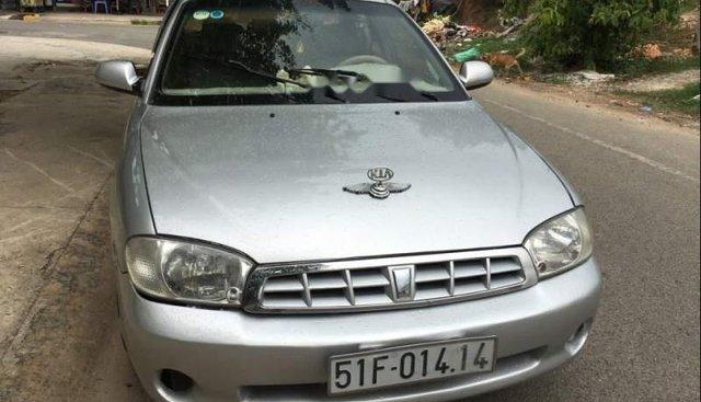 Bán xe Kia Spectra đời 2004, màu bạc, nhập khẩu