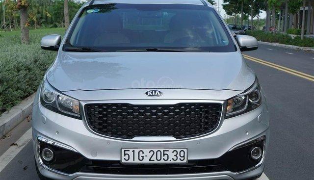 Bán Kia Sedona 3.3 GATH, máy xăng full option 2016
