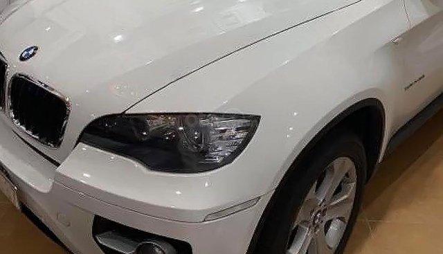 Bán xe BMW X6 màu trắng, đời 2012