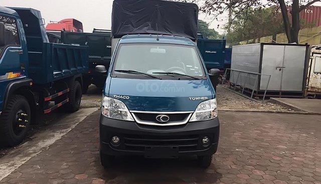 Cần bán Thaco TOWNER 990 sản xuất năm 2019, màu xanh lam