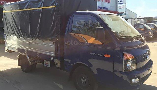 Bán xe Hyundai Porter đời 2019, màu xanh lam, nhập khẩu, giá chỉ 360 triệu