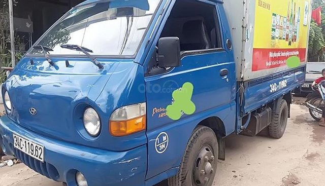 Cần bán Hyundai Porter 2005, màu xanh lam, nhập khẩu nguyên chiếc