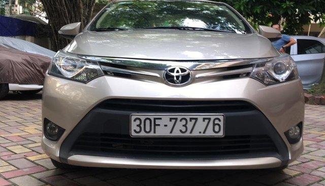Bán xe Toyota Vios G AT 2018, xe chính chủ gia đình ít đi nên bán