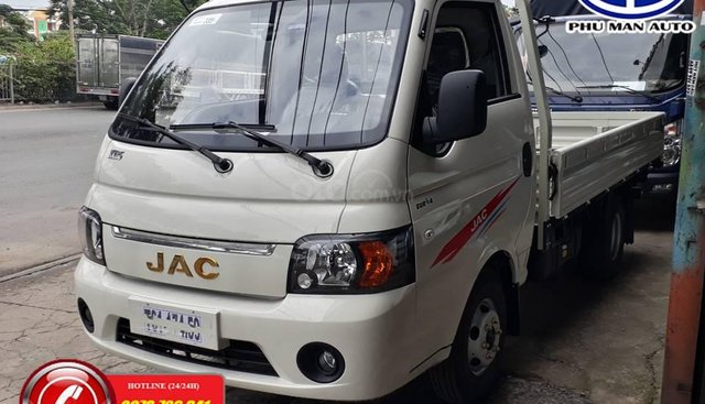 Xe tải JAC 1T5 thùng dài 3m2 mới 100%, giá mềm