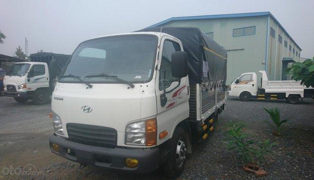Hyundai 2.5T-2019 thùng dài, màu trắng, giá sỉ giao ngay