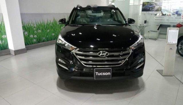 Bán ô tô Hyundai Tucson năm 2019, màu đen