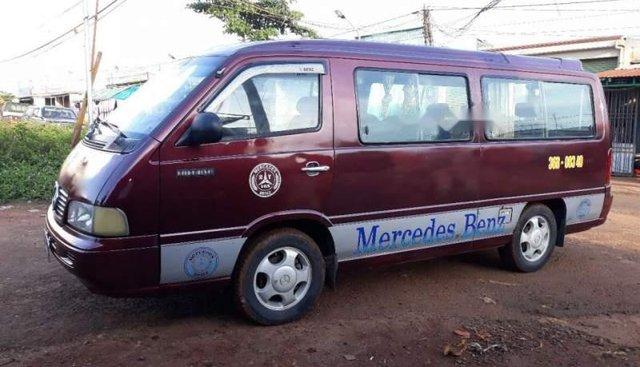 Bán ô tô Mercedes MB 2003, màu đỏ, xe nhập, 75tr