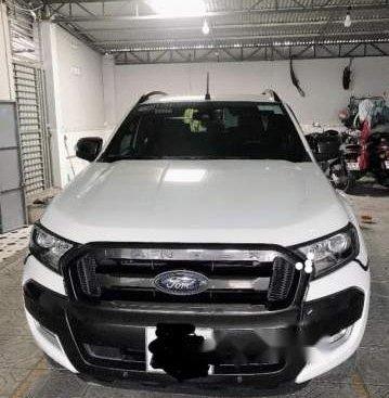 Bán Ford Ranger đời 2016, màu trắng, giá 700tr