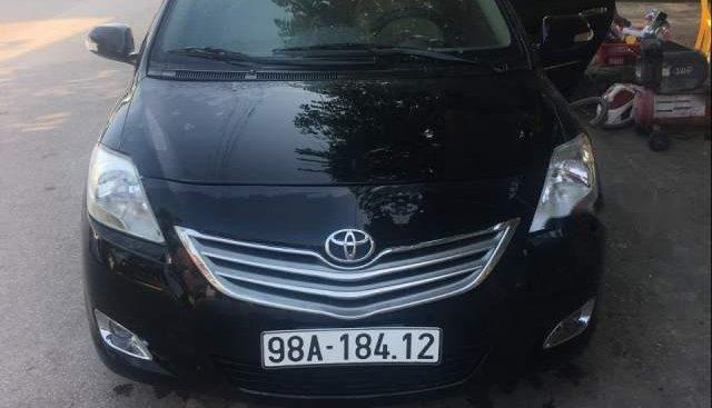 Bán Toyota Vios sản xuất năm 2010, màu đen, 240 triệu