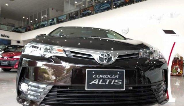 Bán xe Toyota Corolla altis 1.8CVT 2019, giá 741tr