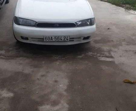 Bán Subaru Legacy 1997, màu trắng, nhập khẩu