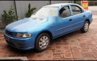 Bán xe Mazda 323 sản xuất 2001, màu xanh lam