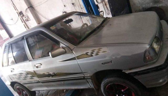 Bán Kia CD5 sản xuất 2001, màu bạc, nhập khẩu nguyên chiếc