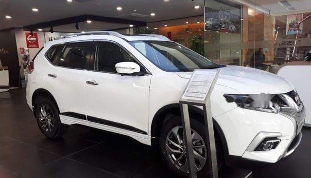Bán xe Nissan X trail 2019, màu trắng