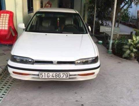 Bán Honda Accord năm sản xuất 1992, màu trắng, xe nhập