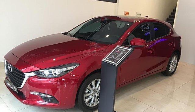 Cần bán Mazda 3 sản xuất 2019, màu đỏ, giá tốt