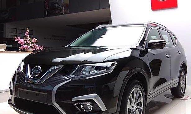 Cần bán xe Nissan X trail SV VL Luxury năm sản xuất 2019, màu đen, 960tr