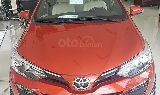 Bán ô tô Toyota Yaris sản xuất năm 2019, xe nhập, giá tốt