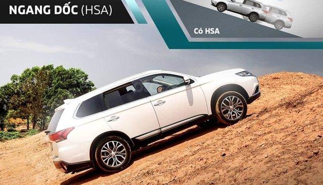 Cần bán xe Mitsubishi Outlander 2.0; 2.0 premium; 2.4 premium đời 2019, màu trắng