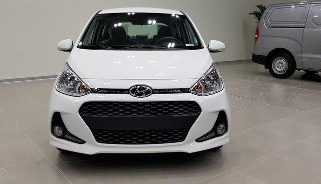 Bán Hyundai i10 hatchback, sản xuất 2019, có giao ngay, giá cạnh tranh, đủ màu, LH 0971626238