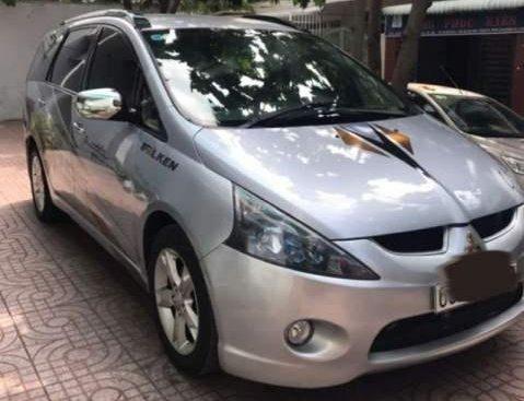Cần bán xe Mitsubishi Grandis đời 2008, màu bạc, nhập khẩu
