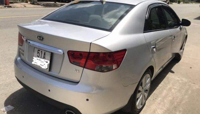 Bán Kia Forte năm sản xuất 2011, màu bạc, nhập khẩu xe gia đình