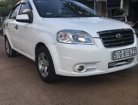 Cần bán lại xe Daewoo Gentra sản xuất năm 2006, màu trắng, nhập khẩu nguyên chiếc, 147 triệu
