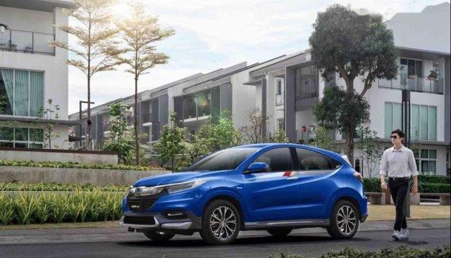Cần bán xe Honda HR-V sản xuất 2019, màu xanh lam, xe nhập