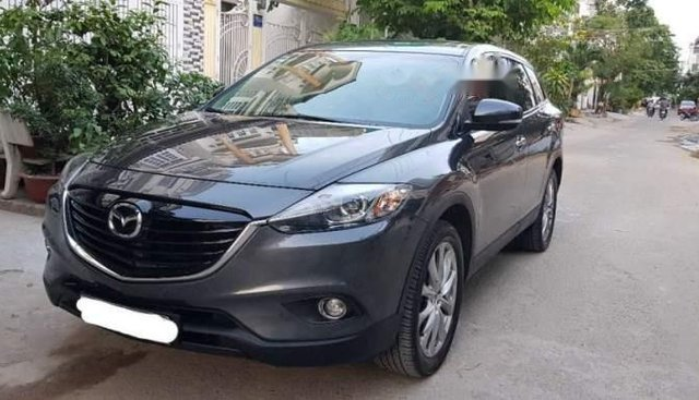 Cần bán lại xe Mazda CX 9 năm sản xuất 2013, nhập khẩu, giá 890tr