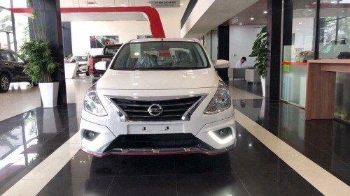 Cần bán xe Nissan Sunny 1.5 AT đời 2019, màu trắng