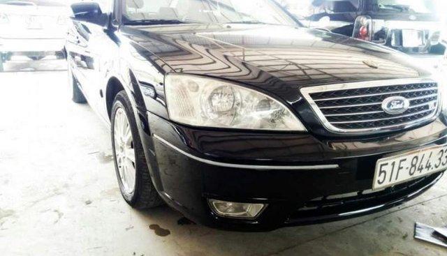 Cần bán lại xe Ford Mondeo đời 2005, màu đen chính chủ, giá chỉ 269 triệu