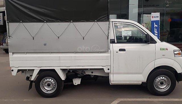 Bán ô tô Suzuki Carry đời 2019, màu trắng, xe nhập, giá tốt