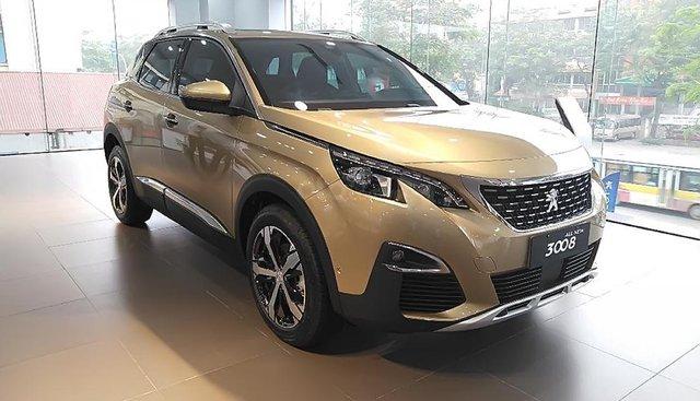 Cần bán xe Peugeot 3008 1.6 AT năm sản xuất 2019
