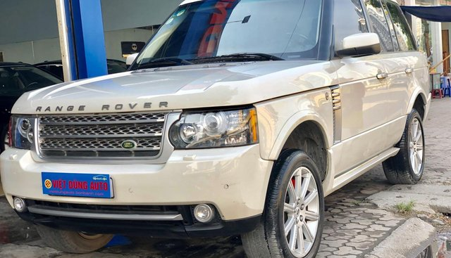 Bán LandRover Range Rover Supercharged V8 4.2 sản xuất 2008