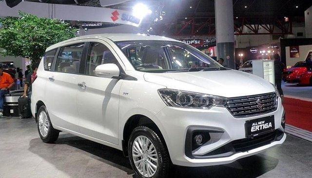 Xe 7 chỗ Suzuki Ertiga 2019 nhập khẩu, hỗ trợ trả góp bao hồ sơ