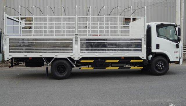 Bán xe tải Isuzu 5T5 thùng mui bạt - NQR75LE4