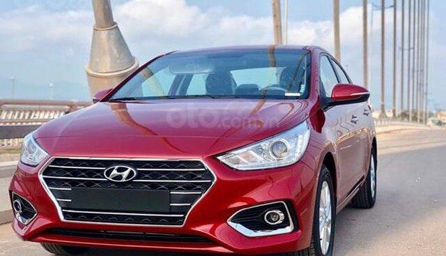Bán Hyundai Accent 2019, giá tốt nhất Hà Nội. LH: 0968.234.556