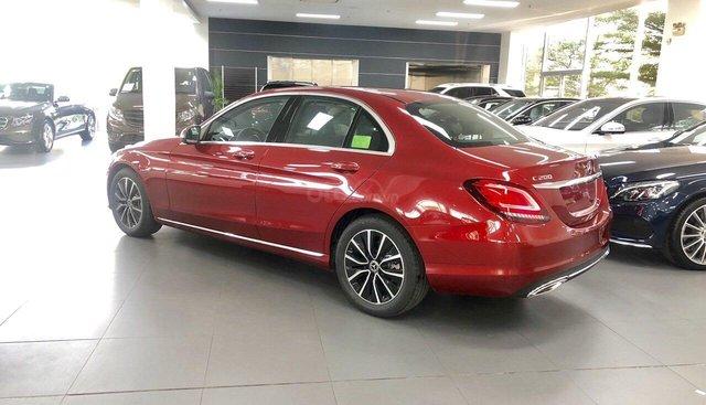 Bán xe ô tô Mercedes C200 2019: Thông số, giá lăn bánh (08/2019), chiết khấu tiền mặt, tặng bảo hiểm, tặng phụ kiện hãng