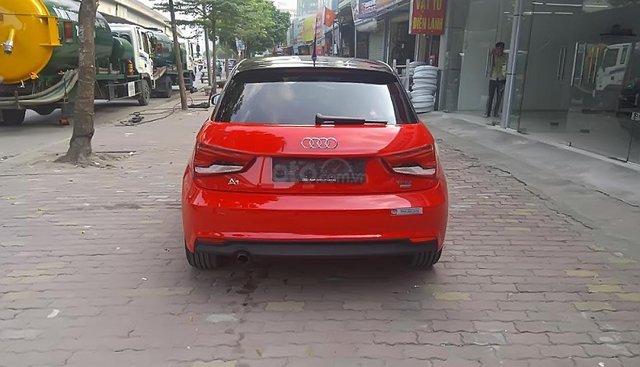 Cần bán xe Audi A1 Sportback S-line năm 2015, màu đỏ, nhập khẩu nguyên chiếc