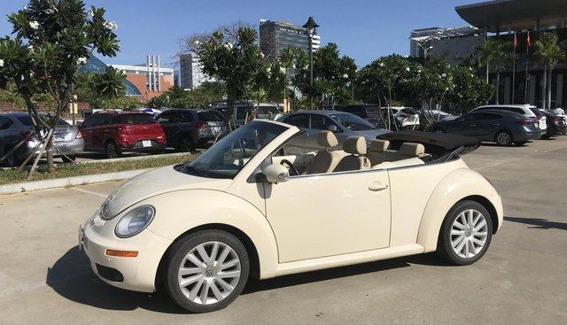 Bán xe Volkswagen New Beetle 2.5 AT đời 2009, màu trắng, nhập khẩu