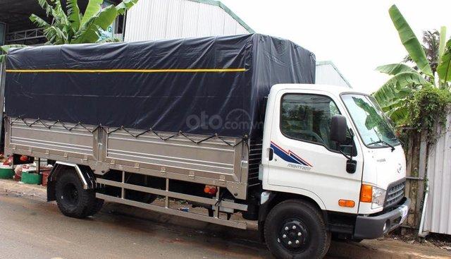Bán Hyundai Mighty 2017 8 tấn máy cơ