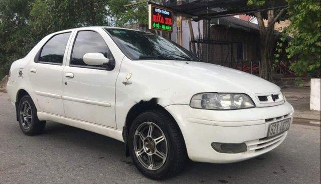 Cần bán xe Fiat Albea 1.3 2004, màu trắng, giá tốt