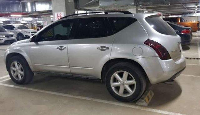 Bán Nissan Murano 3.5 SE năm 2004, màu bạc, nhập khẩu nguyên chiếc Mỹ