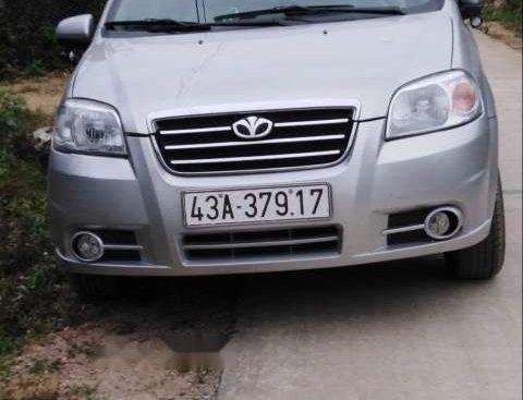 Bán ô tô Daewoo Gentra 1.5 năm sản xuất 2009, màu bạc