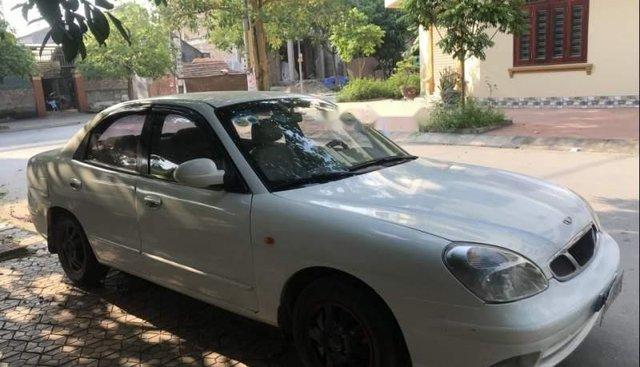 Cần bán xe Daewoo Nubira năm 2002, màu trắng, giá 85tr