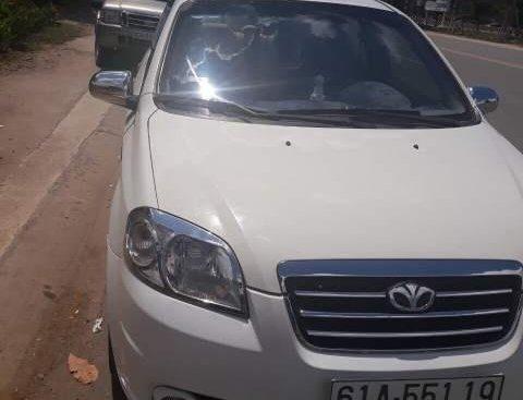 Cần bán Daewoo Gentra đời 2009, màu trắng, xe nhập chính chủ