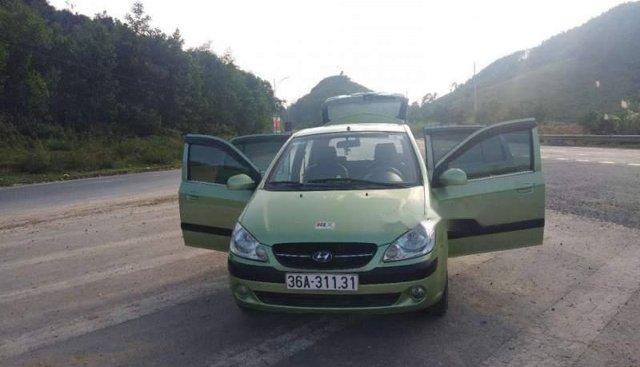 Cần bán Hyundai Getz năm 2009, nhập khẩu