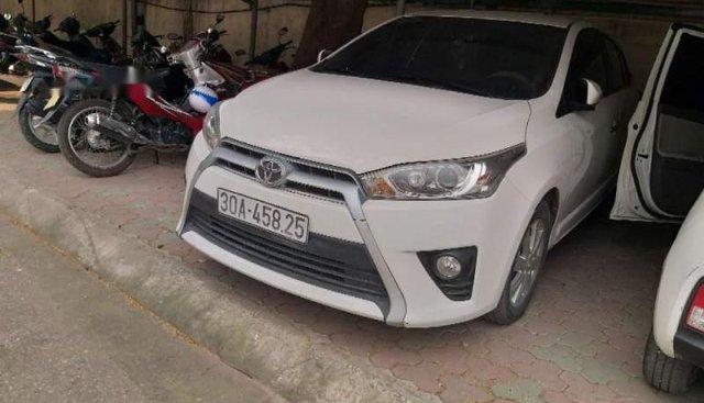 Bán chiếc xe Yaris 2014 bản G, đã đi 2,8 vạn km, chính chủ, công chức sử dụng, xe đẹp